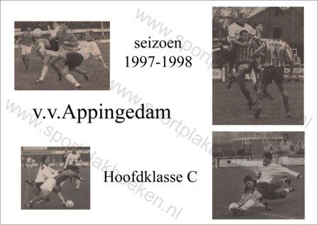 seizoen 1997-1998