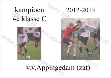 seizoen 2012-2013 (za)