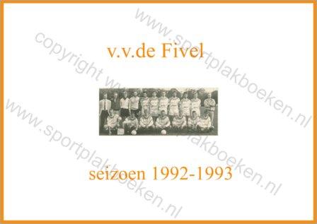 seizoen 1992-1993