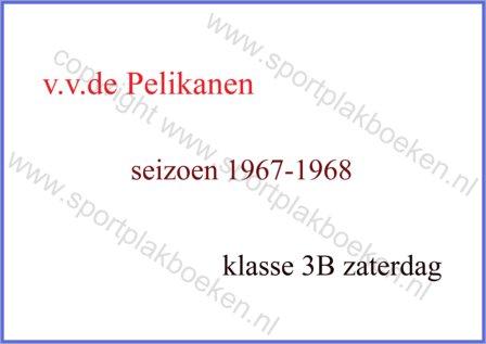 seizoen 1967-1968