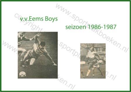 seizoen 1986-1987