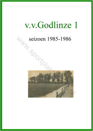 seizoen 1985-1986