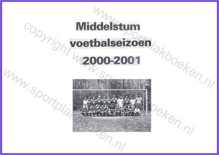 seizoen 2000-2001