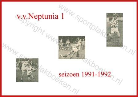 seizoen 1991-1992 (zo)