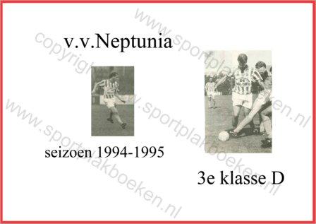 seizoen 1994-1995 (zo)