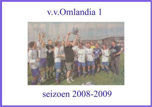seizoen 2008-2009